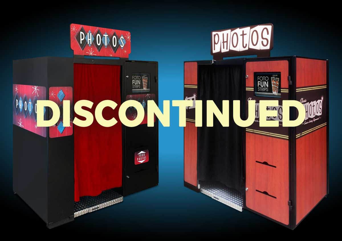 Real Retro Photo Booths